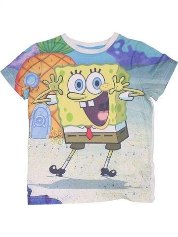 T-shirt manches courtes garçon NEXT bleu 4 ans été #1331254_1