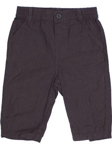 Pantalon garçon DEBENHAMS gris 6 mois été #1331412_1