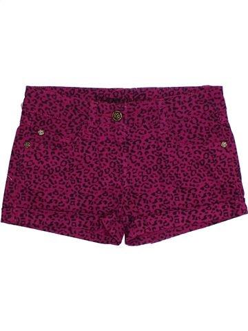 Short - Bermuda fille PRIMARK violet 10 ans été #1331455_1