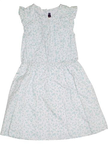 Robe fille SERGENT MAJOR blanc 7 ans été #1331546_1