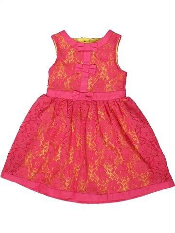 Robe fille MINI CLUB rose 2 ans été #1331596_1