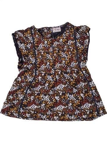 T-shirt manches courtes fille NEXT marron 8 ans été #1331650_1