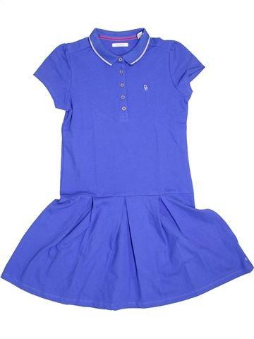 Robe fille OKAIDI bleu 10 ans été #1331718_1