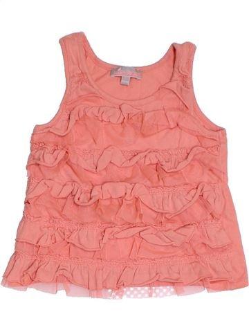Camiseta sin mangas niña LISA ROSE rosa 6 meses verano #1331767_1