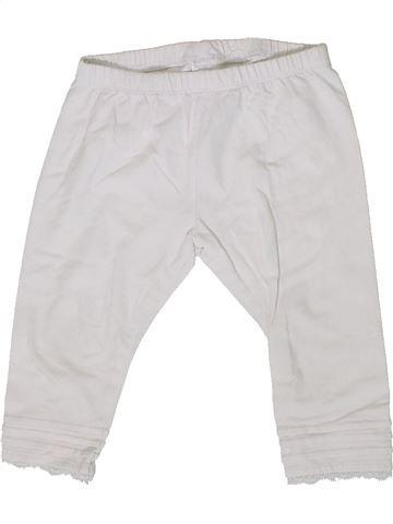 Legging niña MINI CLUB blanco 3 años verano #1331783_1