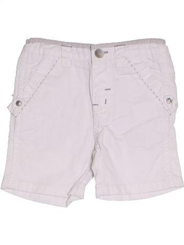 Short - Bermuda garçon CHICCO blanc 12 mois été #1332136_1