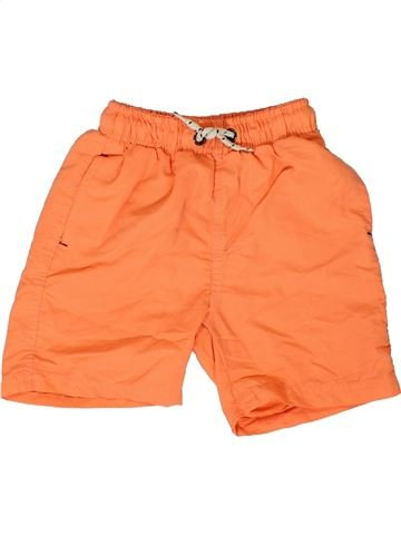 Bañador niño DUNNES STORES naranja 4 años verano #1332230_1