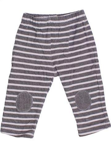 Pantalon garçon SUCRE D'ORGE violet 6 mois hiver #1332796_1