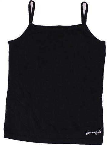 T-shirt sans manches fille DEBENHAMS noir 10 ans été #1332974_1