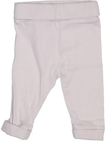 Pantalón niño 3 SUISSES blanco 3 meses invierno #1333187_1
