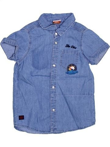 Camisa de manga corta niño TAPE À L'OEIL azul 4 años verano #1333339_1
