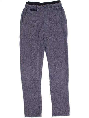 Pantalon garçon ZARA bleu 7 ans hiver #1333425_1