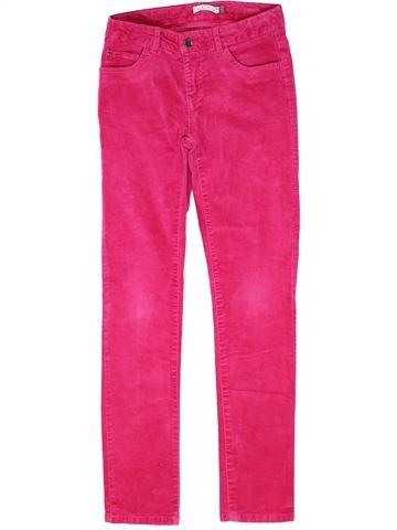 Pantalon fille CFK rose 10 ans hiver #1333976_1