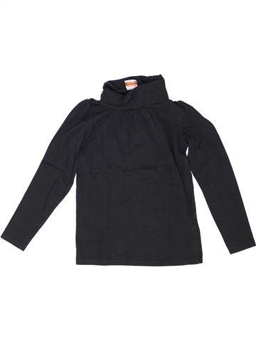 Camiseta de cuello alto niña TAPE À L'OEIL negro 8 años invierno #1333979_1