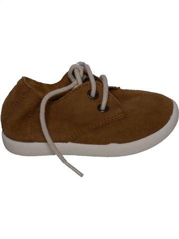 Zapatos con cordones niño ZARA marrón 15 verano #1334195_1