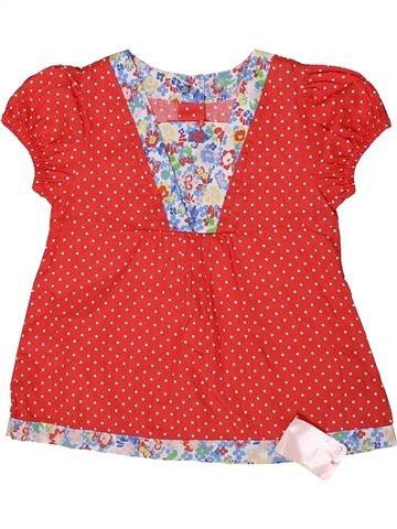 Blusa de manga corta niña MOTHERCARE rojo 3 años verano #1334510_1
