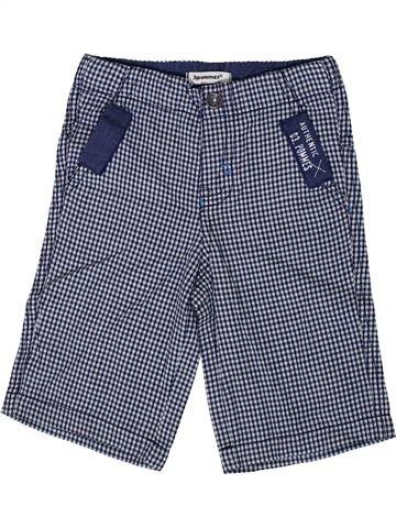 Short - Bermuda garçon 3 POMMES bleu 2 ans été #1334574_1