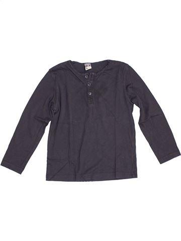 Camiseta de manga larga niño TAPE À L'OEIL gris 6 años invierno #1334590_1