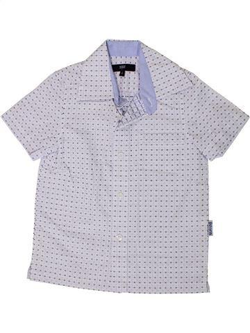 Camisa de manga corta niño JASPER CONRAN gris 4 años verano #1335000_1