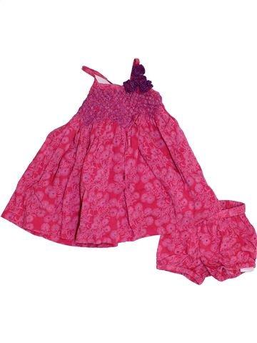 Conjunto niña VERTBAUDET rosa 12 meses invierno #1335096_1