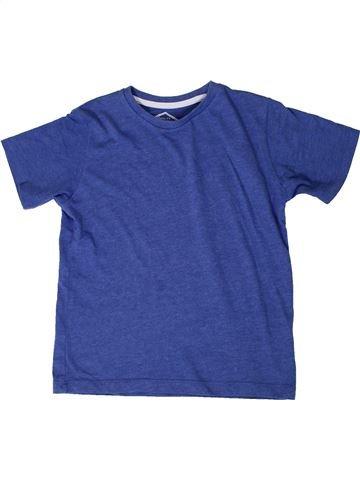 T-shirt manches courtes garçon BOYS bleu 7 ans été #1335148_1