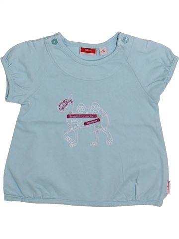 Camiseta de manga corta niña MEXX azul 6 meses verano #1335202_1