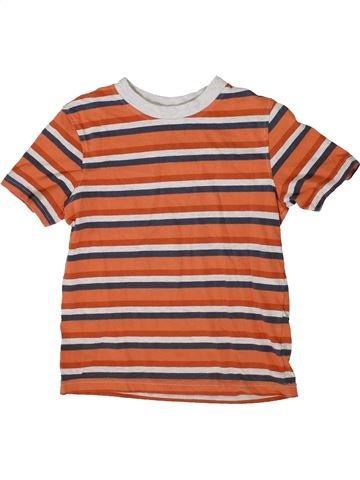 T-shirt manches courtes garçon CHEROKEE rose 8 ans été #1335227_1