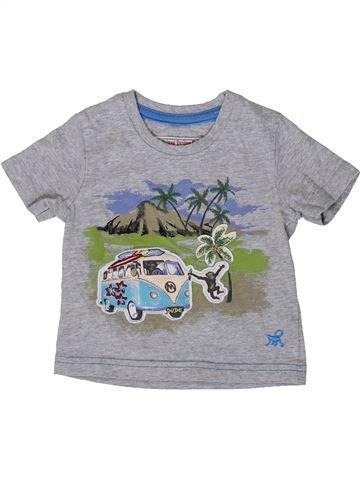 Camiseta de manga corta niño MONSOON gris 6 meses verano #1335235_1