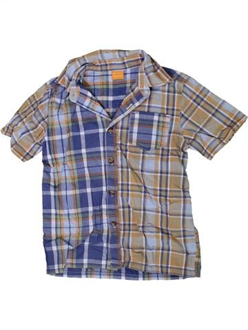 Chemise manches courtes garçon MINI MODE gris 6 ans été #1335366_1