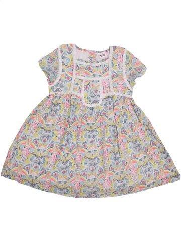 Vestido niña TAPE À L'OEIL blanco 4 años verano #1335484_1