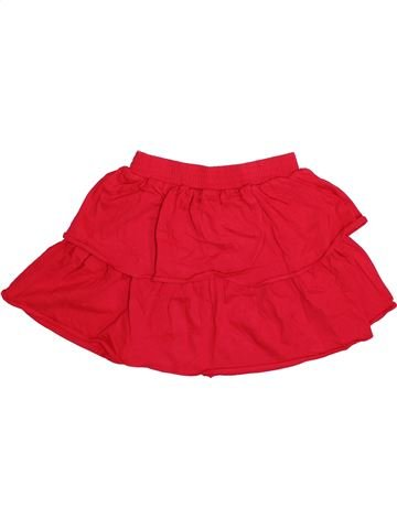 Falda niña LA COMPAGNIE DES PETITS rojo 10 años verano #1335517_1