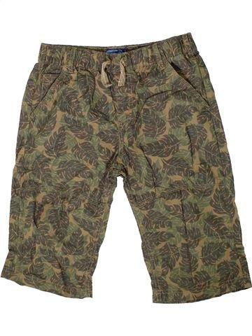 Pantalón corto niño DEBENHAMS verde 13 años verano #1335694_1