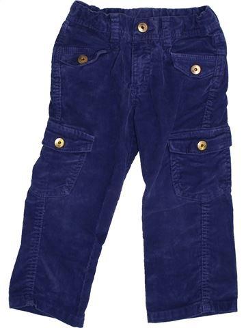 Pantalón niño TAPE À L'OEIL azul 3 años invierno #1336180_1