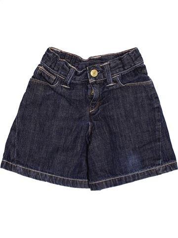 Short - Bermuda fille LEVI'S bleu 3 ans été #1336612_1