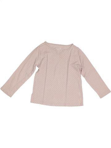 Camiseta de manga larga niña CFK rosa 4 años invierno #1337729_1