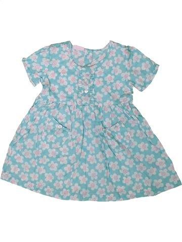 Vestido niña CHEROKEE azul 9 meses verano #1339949_1