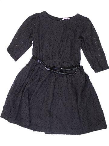 Robe fille MISS E-VIE noir 9 ans été #1340010_1