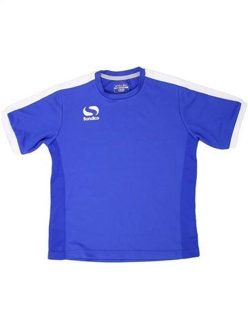 Camiseta deportivas niño SONDICO azul 8 años verano #1340080_1