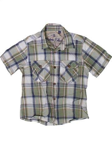 Chemise manches courtes garçon MAYORAL gris 3 ans été #1340795_1