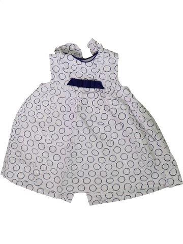 Vestido niña MAYORAL gris 12 meses verano #1341389_1