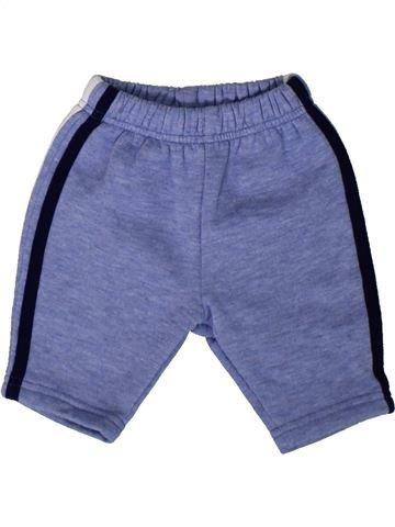 Pantalon garçon BABY MAC violet naissance hiver #1341868_1