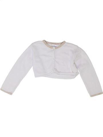 Bolero niña KIMBALOO blanco 2 años invierno #1342135_1