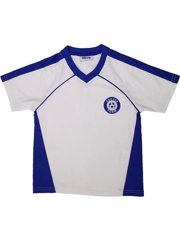 Camiseta deportivas niño ALIVE blanco 6 años verano #1342746_1