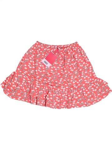 Falda niña LILI GAUFRETTE rosa 8 años verano #1343130_1