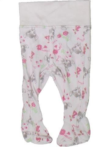 Pantalon fille DISNEY blanc prématuré hiver #1343325_1