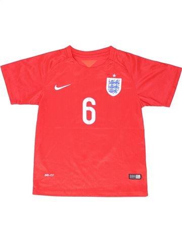 Camiseta deportivas niño NIKE rojo 10 años verano #1343664_1