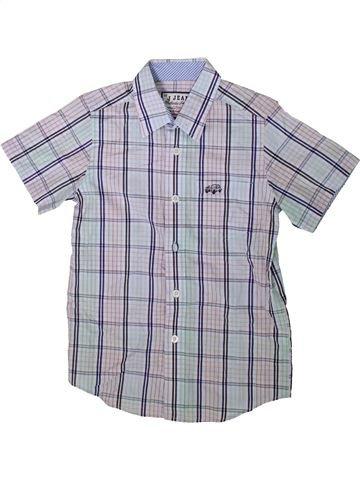 Camisa de manga corta niño DEBENHAMS gris 6 años verano #1344007_1