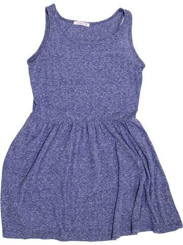 Vestido niña MONOPRIX azul 8 años verano #1344166_1