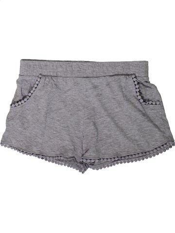 Short-Bermudas niña I LOVE GIRLSWEAR gris 11 años verano #1344284_1