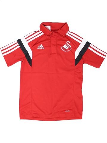 Camiseta deportivas niño ADIDAS naranja 10 años verano #1344315_1